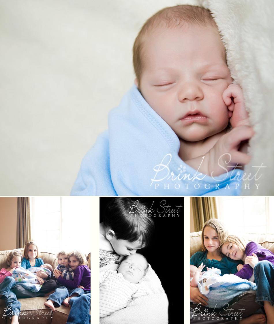 Aurora Family Newborn Photographer