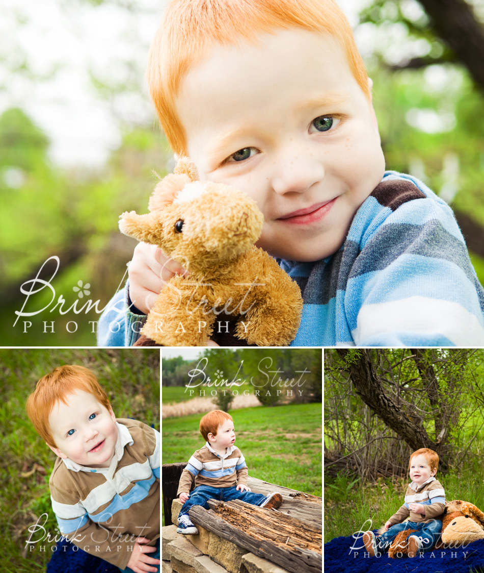 Cherry Hills Villiage Child Photographer