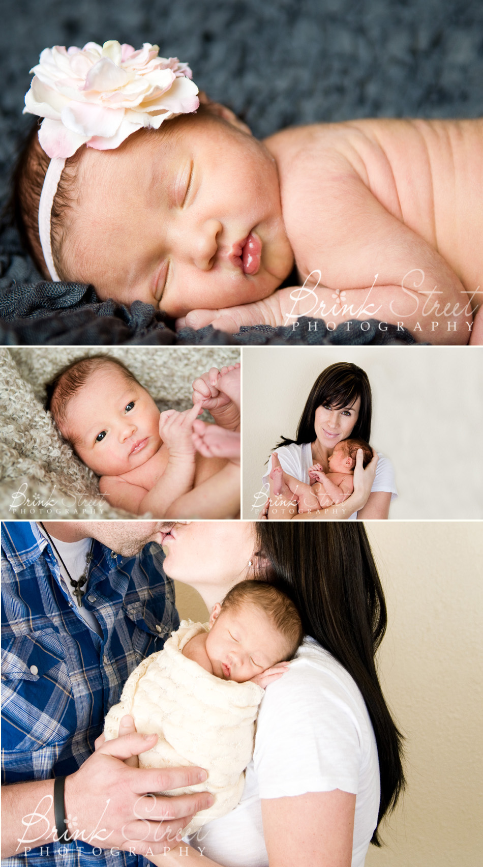 Highlands Ranch Newborn and Family Photographer