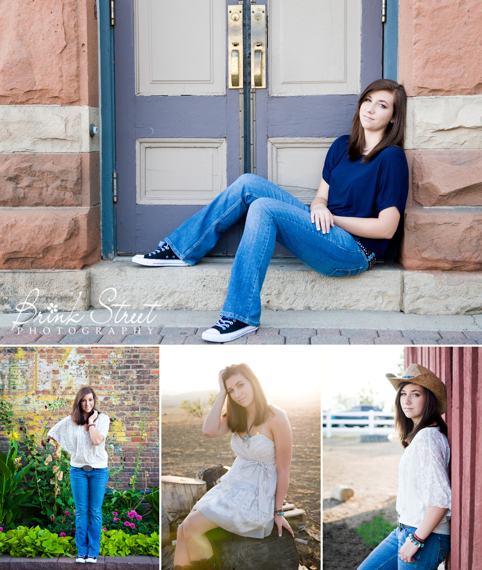 Fort Collins Senior Photographer