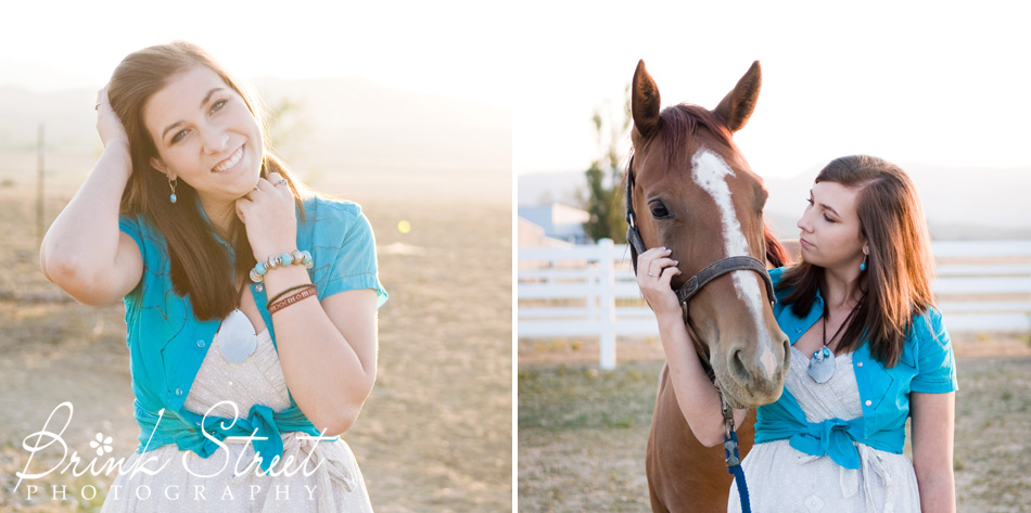 Fort Collins Senior Portrait Photographer