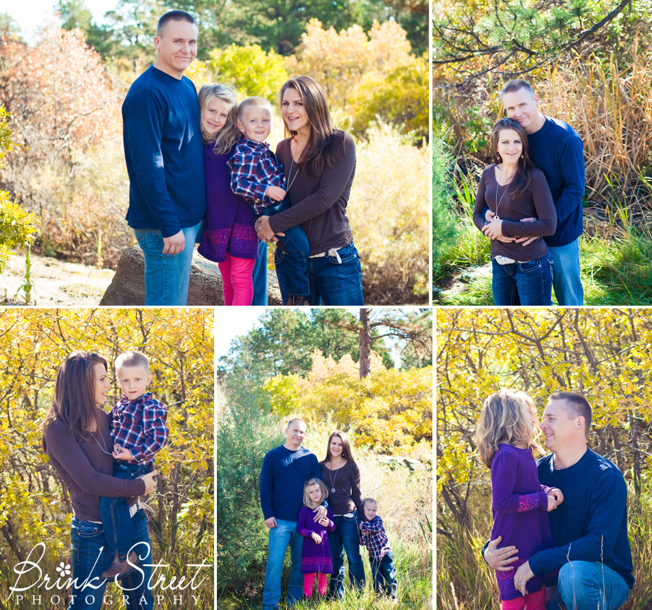 Castle ROck Family Photographer