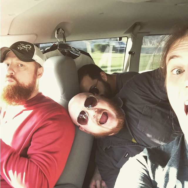 Clarksville here we come. Hang with us tonight at The Warehouse! Doors at 8pm, $5 cover.