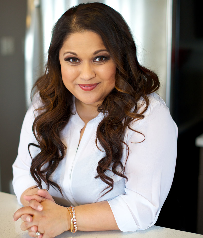 Anita Sharma Turner - Realtor, entrepreneur, community leader, wife and mom, Anita believes in community and helping people live their best lives.