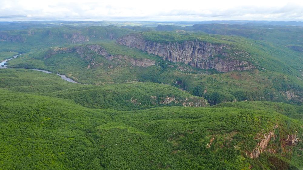 Rivière Portneuf Haute Côte-Nord