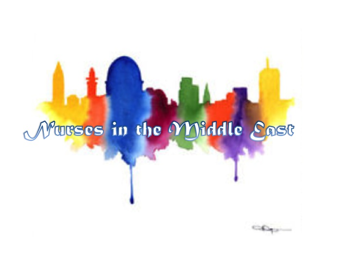Nurses in the Middle East