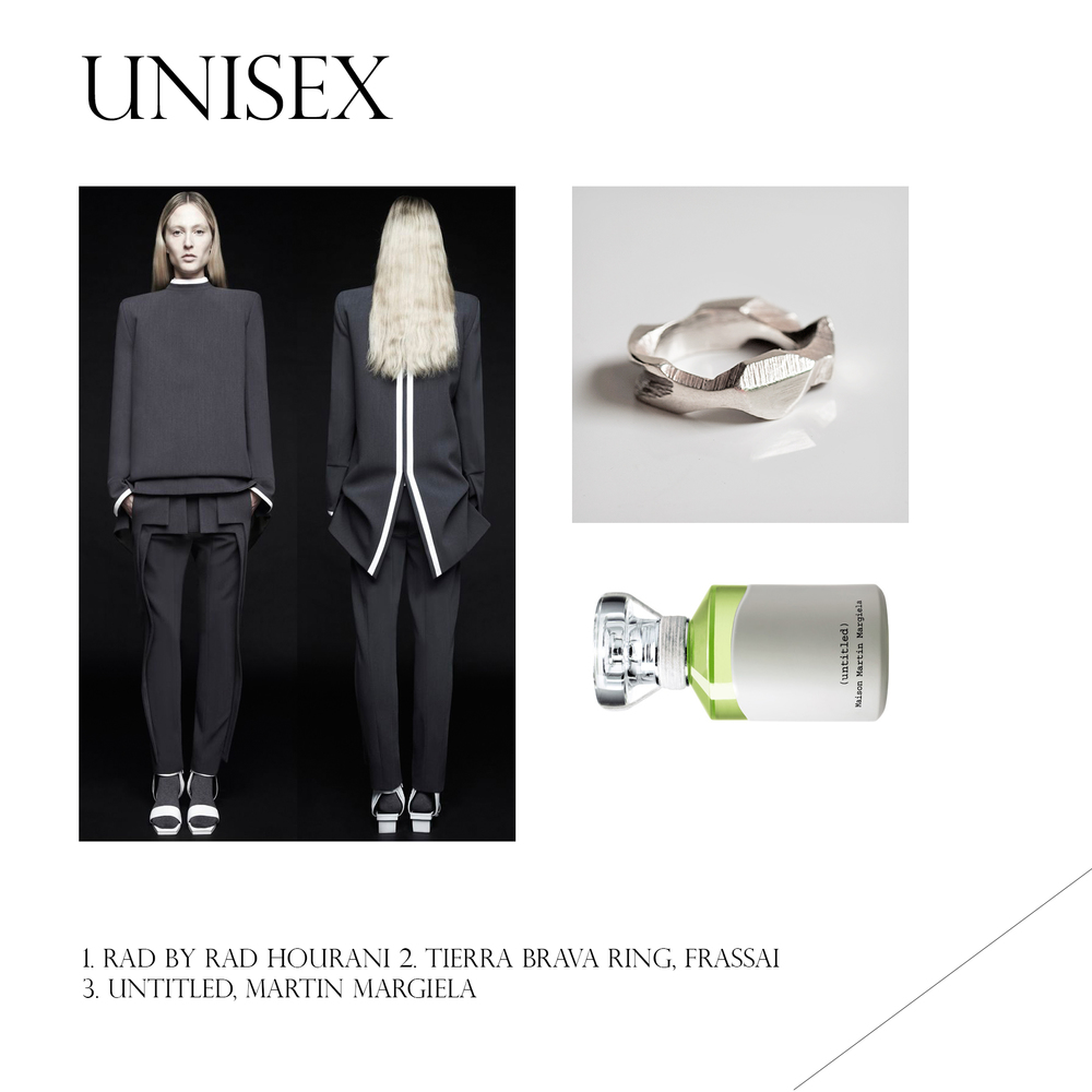 UNISEX Style by FRASSAÏ