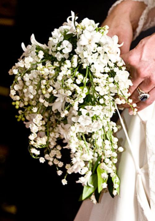 Kate Middleton's lush bouquet