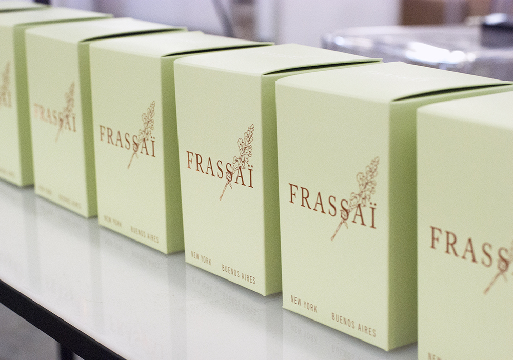 FRASSAÏ Candles at Elements