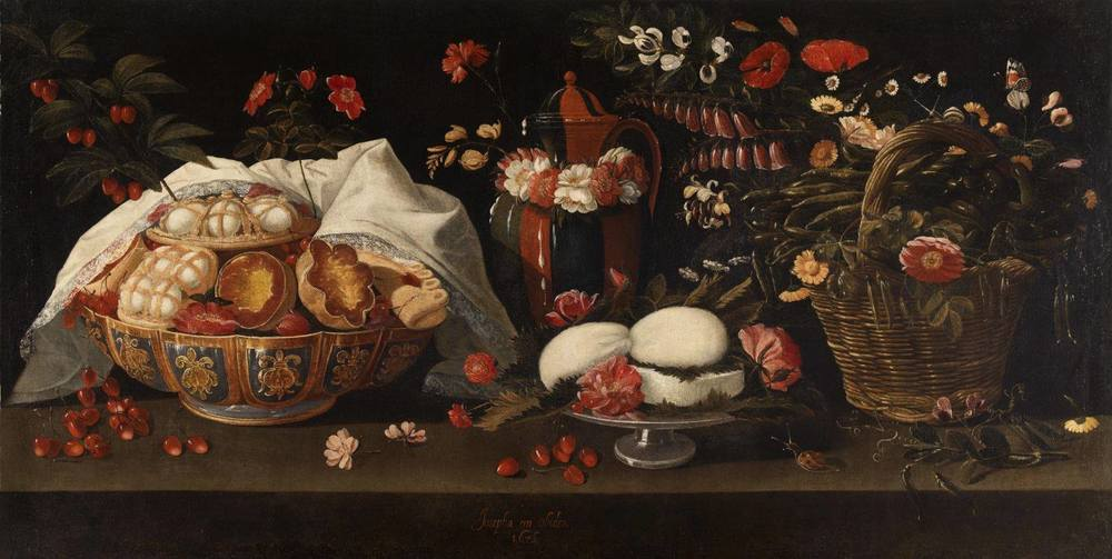 Josefa de Óbidos, Naturaleza muerta