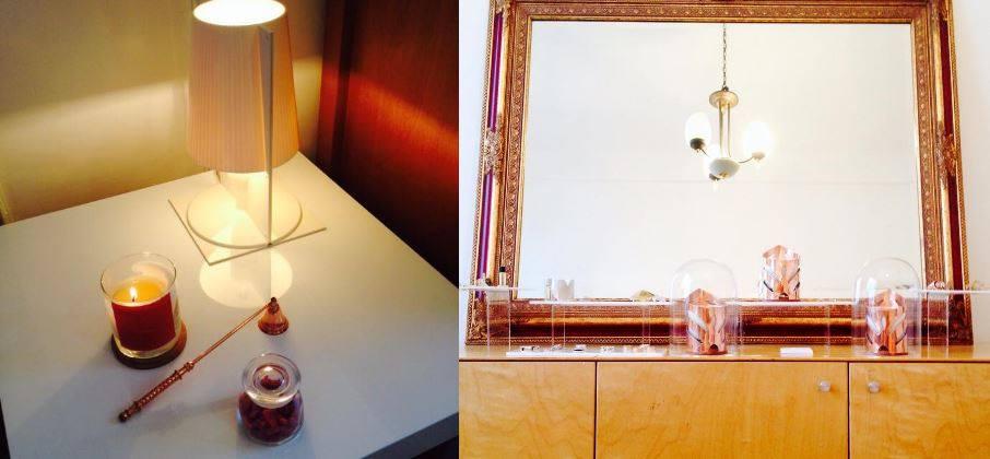FRASSAÏ Showroom in Buenos Aires - Palacio Barolo