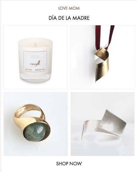 Dia de la Madre 2016 joyas y velas perfumadas