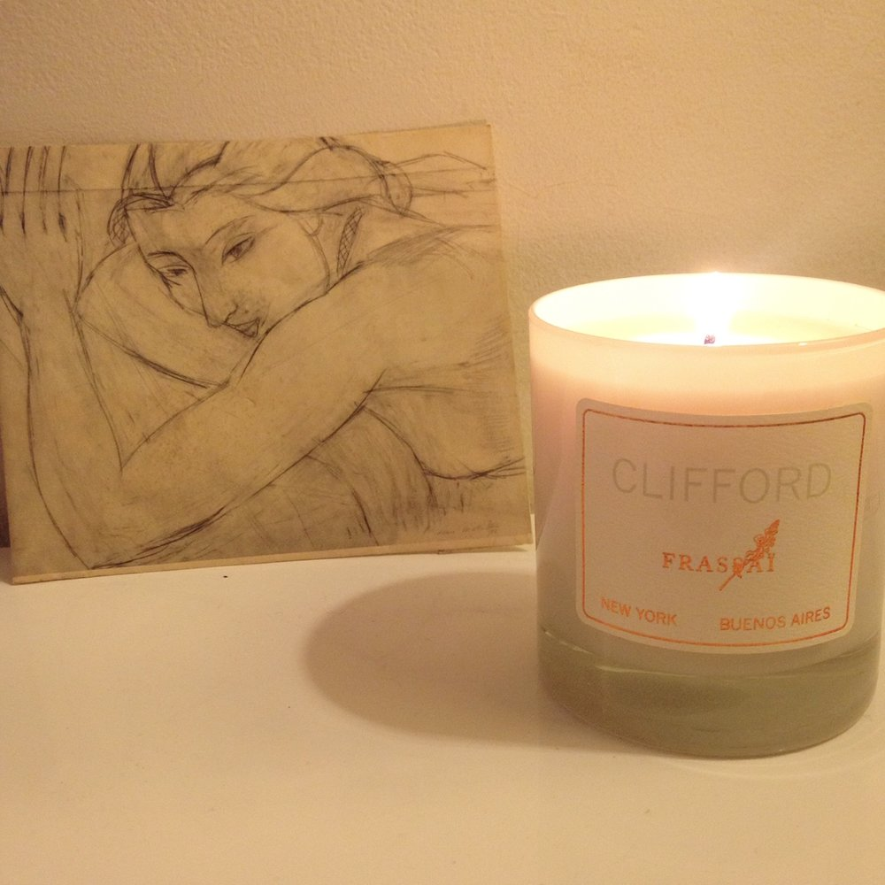 Frassaï scented candles