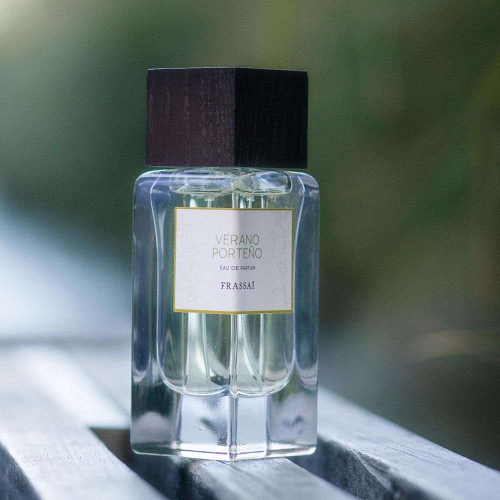 Verano Porteño eau de parfum Frassai