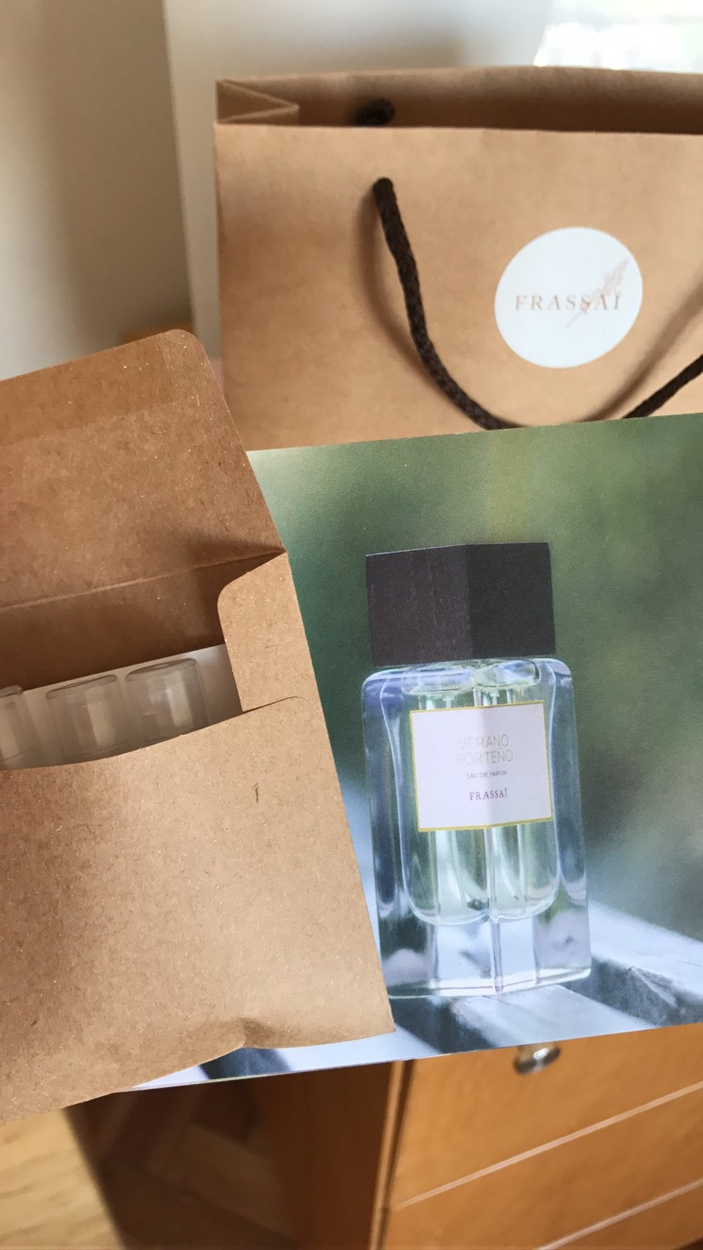 Frassai perfume