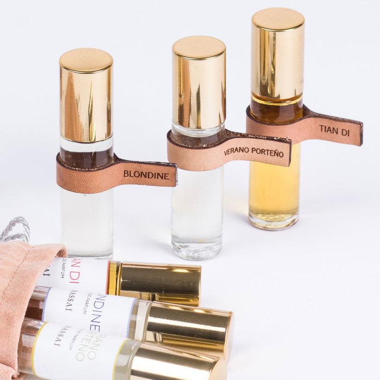 Eau de Parfum Trio 10ml Frassaï