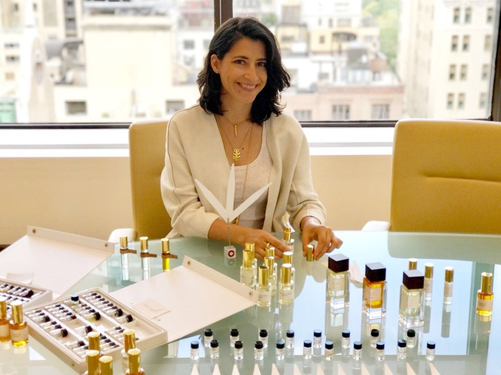 Natalia Outeda FRASSAÏ Founder and Creative Director