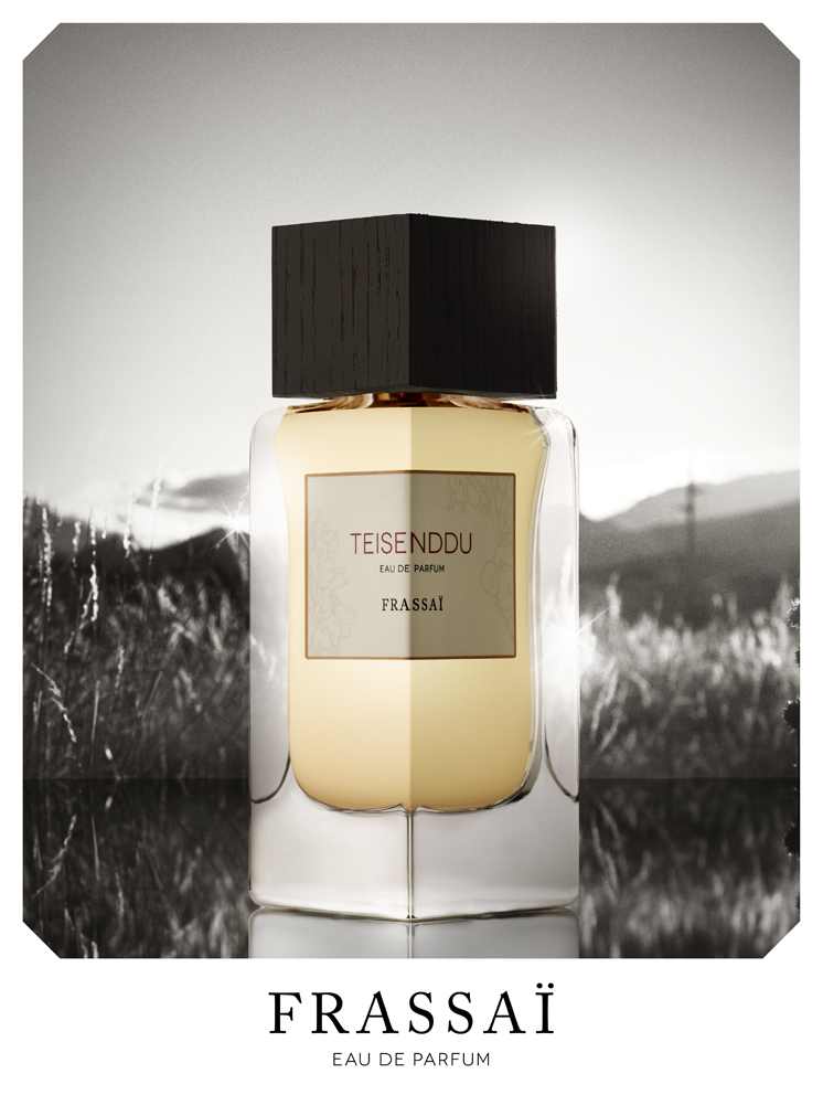 Copy of New Perfume Teisenddu New York Buenos Aires Frassai vegan and cruelty free fragrances