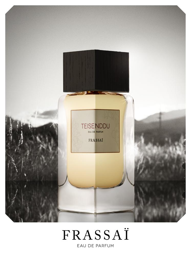 Copy of New Perfume New York Buenos Aires FRASSAI Teisenddu