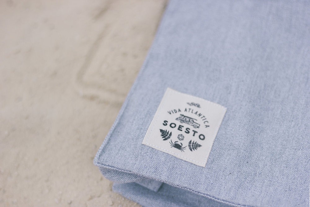Soesto Vida Atlántica Surf Brand