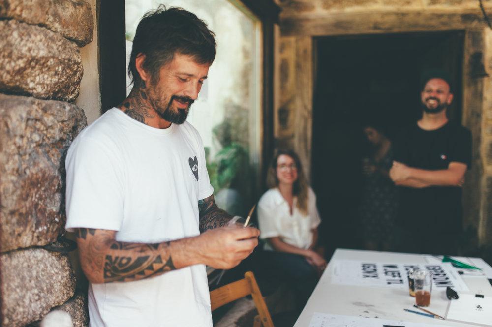 LA FAMILIA TATTOO · Tattoo artist · Galicia