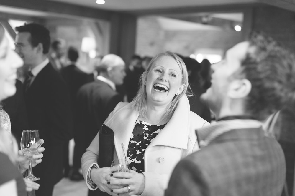 RECEPTION DRINKS - Get guests talking immediately and initiate interesting conversation. With the astonishing pieces of magic in my arsenal I rapidly break the ice and engage everyone, encouraging a vibrant energy and atmosphere conducive for informal networking and rapport building.