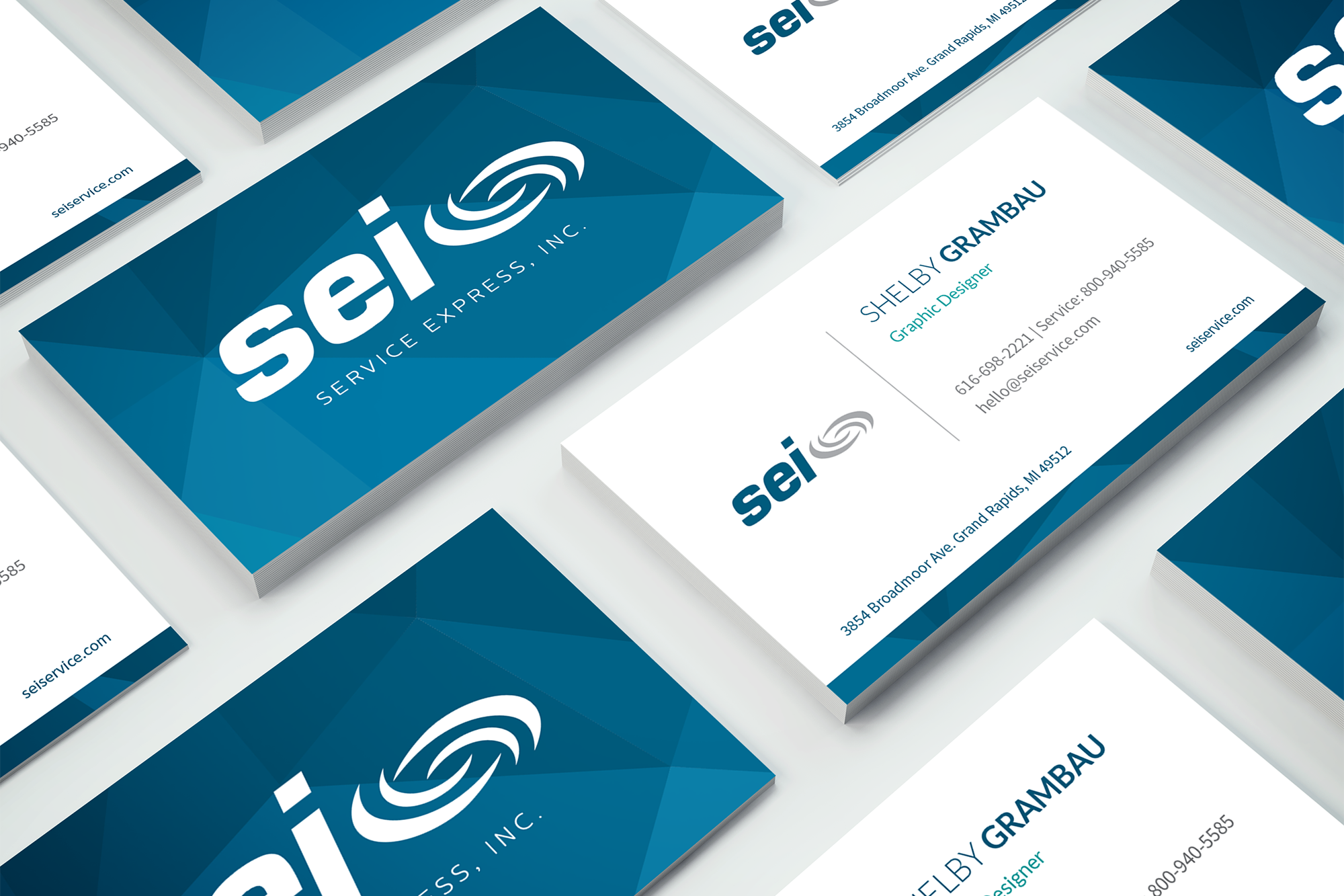 Sei business card sg design business cards multiple isometric viewv2g magicingreecefo Images