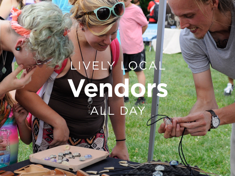 rock the river fxbg vendors