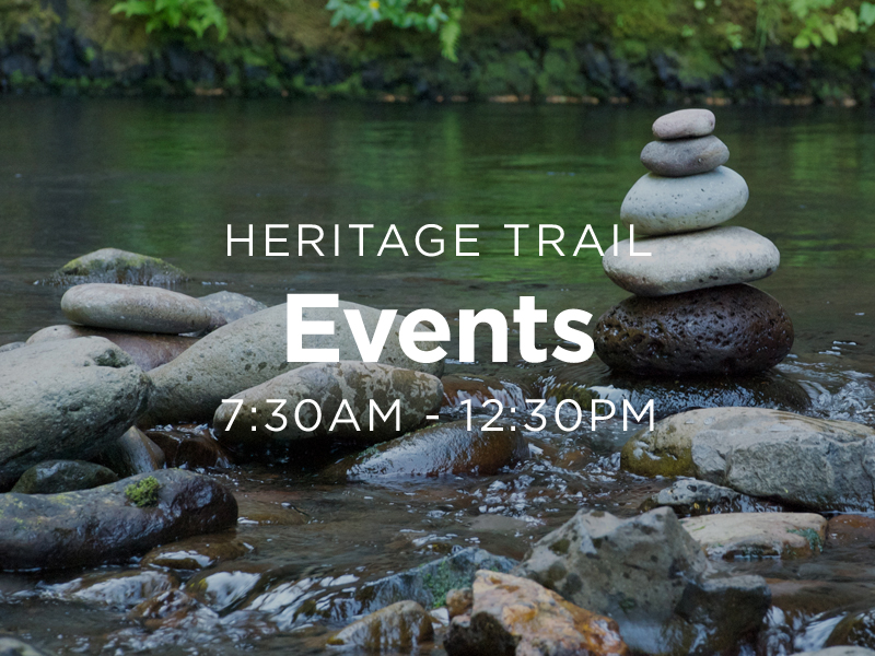 heritage trail events