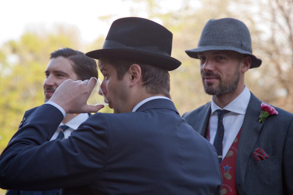 Wedding in Marzio - April 2015