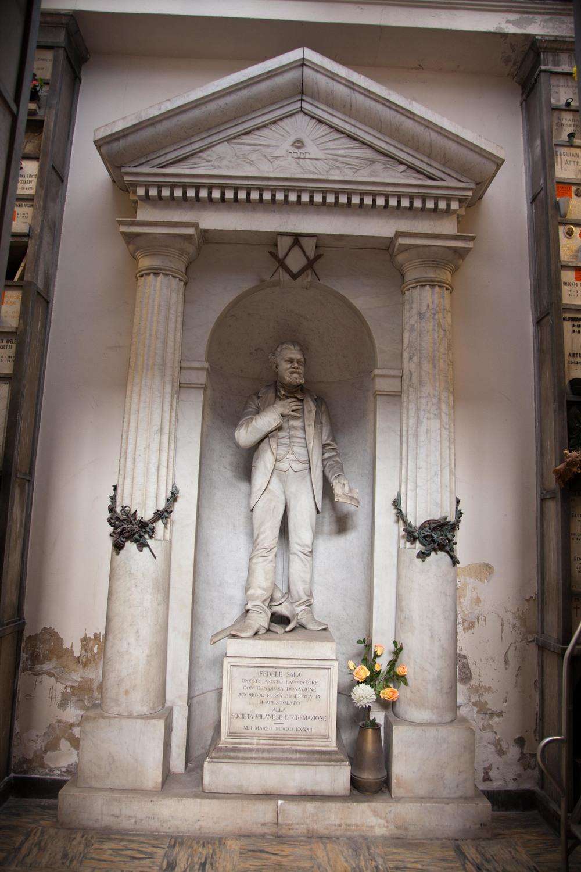Cimitero Monumentale - Milano