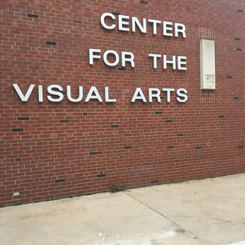 Visiting Artist Residency  Center for the Visual Arts Illinois State University Normal, IL Fall 2017