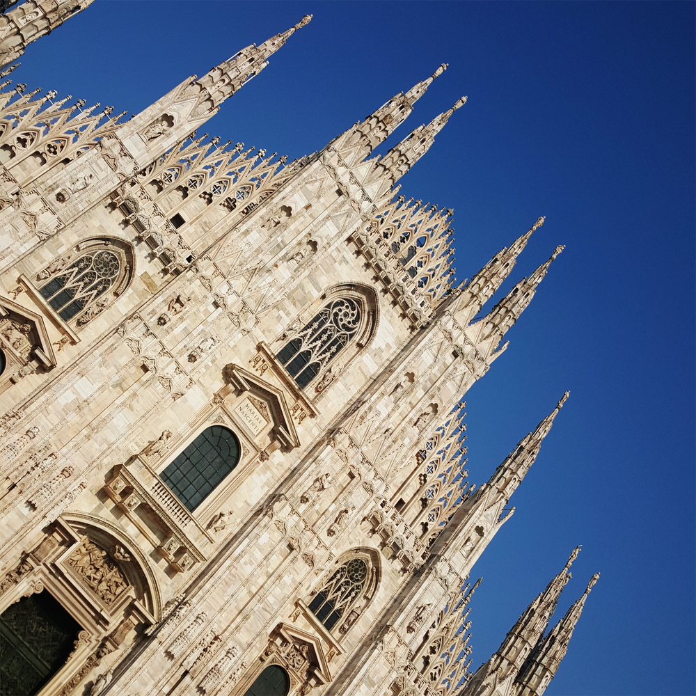 The Duomo, Milan's main attraction