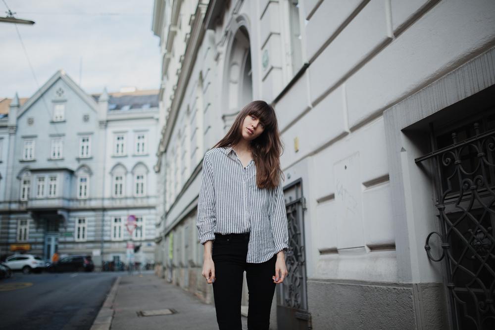 streifenbluse kombinieren modeblog österreich