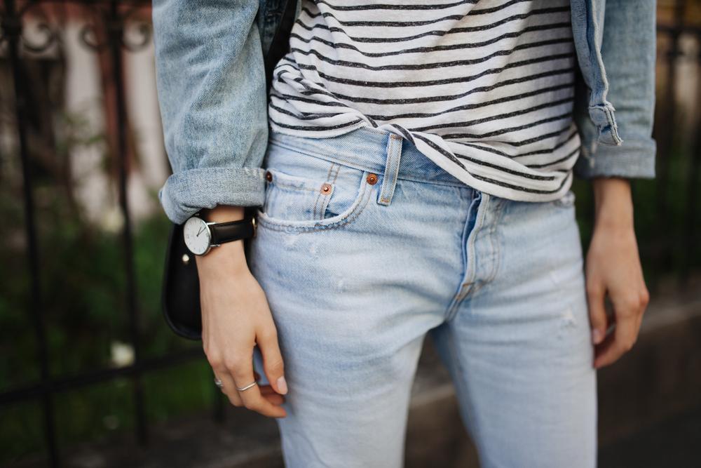 jeanslook kombinieren fashionblog österreich