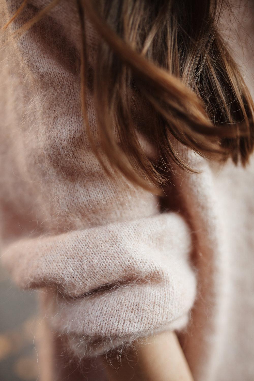 acne knits