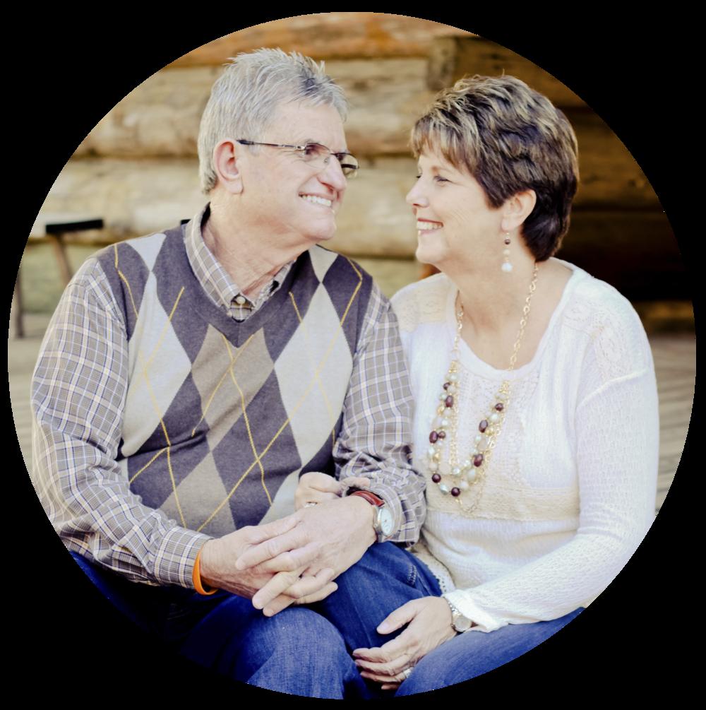 Rev. Mike & Debbie White, Senior Pastors