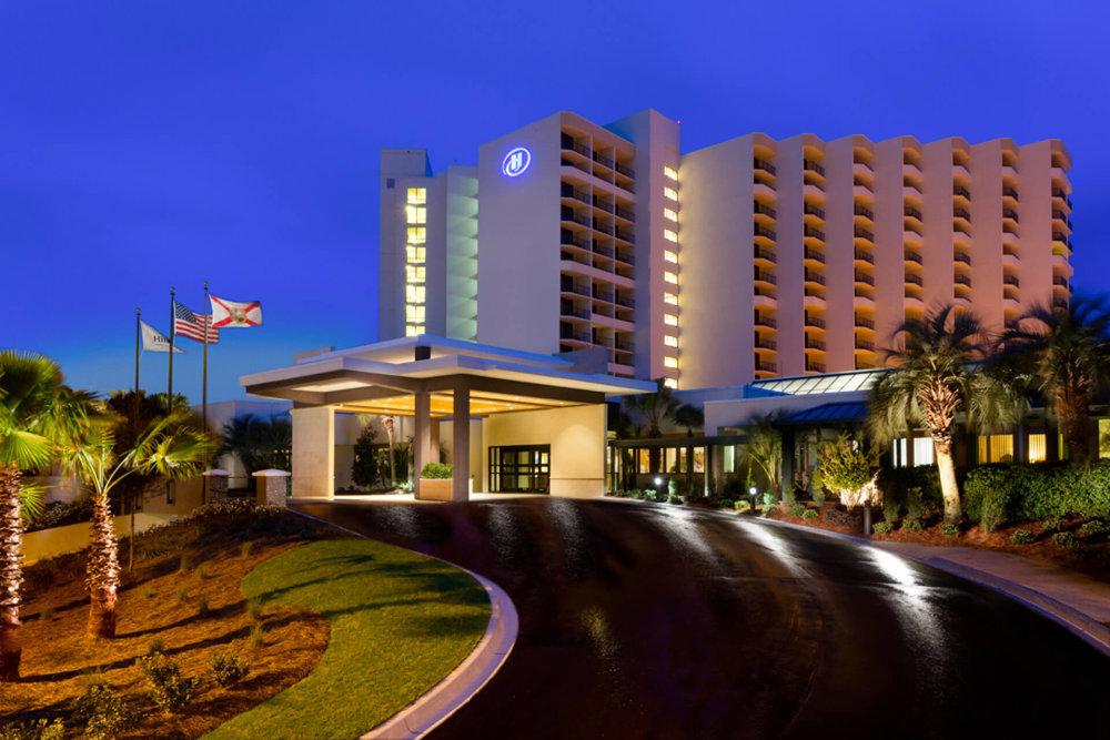 (The Hilton Sandestin Beach Golf Resort & Spa)