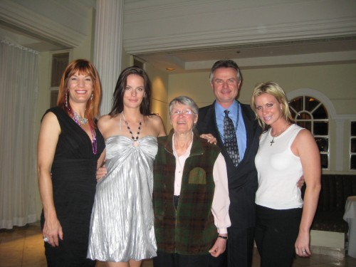 Laura, Jennifer, Michael, Amanda Steele, & Betty McLaughlin
