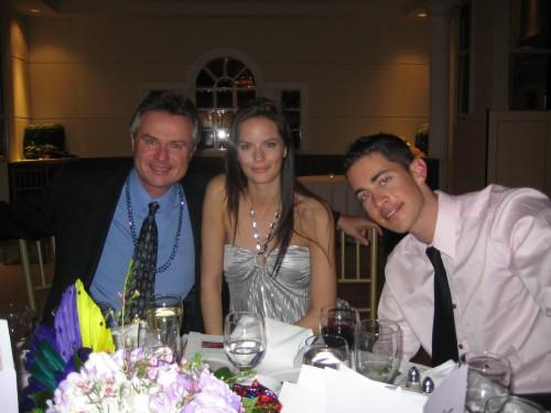 Mike and Jennifer Steele, Mark Dilella