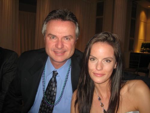 Mike and Jennifer Steele