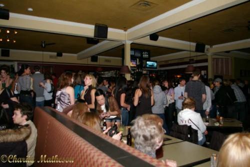 Venue: Caesar Martinis