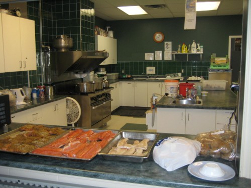 Cambridge Shelter Kitchen