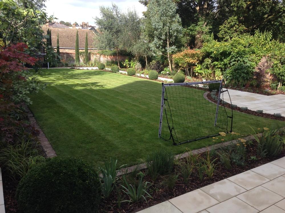 Julie Zeldin Landscape and Garden Design