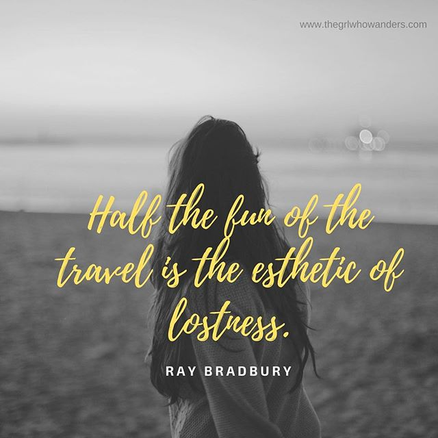 Travel Quote of the Day • • • #thegirlwhowanders #DarlingEscapes #GirlsWhoTravel #LoveToTravel #SimplyAdventure #WeAreTravelGirls  #DameTraveler #FlashesofDelight #OpenMyWorld #WheretoFindMe #MyTinyAtlas #BeautifulDestinations #passionpassport #tlpicks #WorldCaptures #WorldPlaces #TravelAwesome #ABMTravelBug  #MeetTheWorld #letsgoeverywhere #afar #travelingourplanet #neverstopexploring #exploremore #TheGlobeWanderer #worlderlust #travelwriter #travel #instatravel