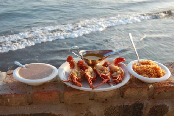 Puerto Nuevo Lobster Run