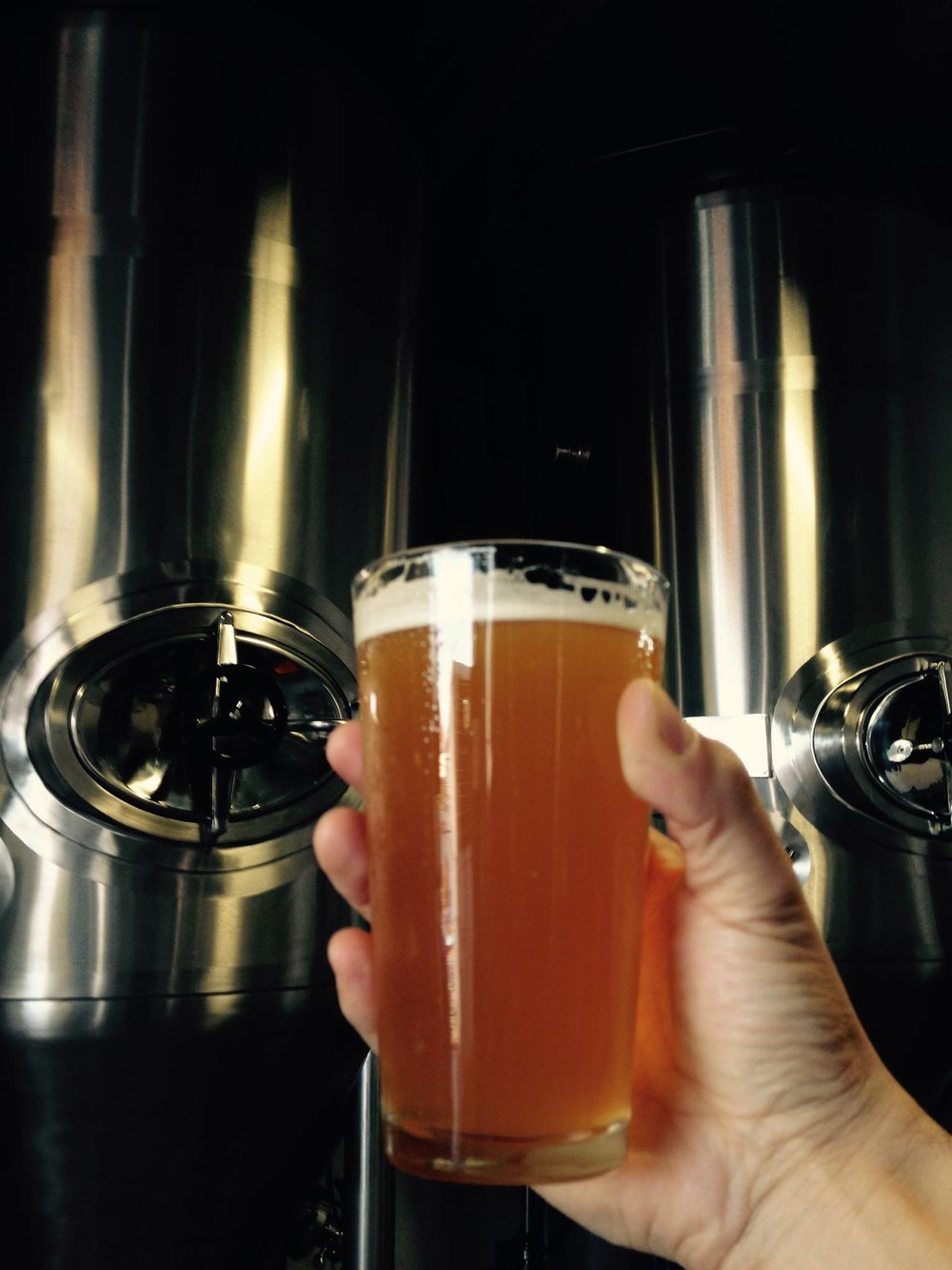 Photo of the Belgian Pale Ale taken by Mamut Brewery Co.