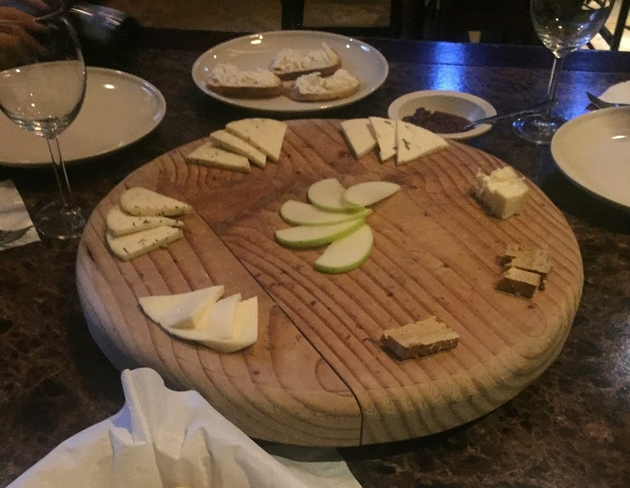 Try out the cheeses at La Cava de Marcelo on our Rancho Queso tour