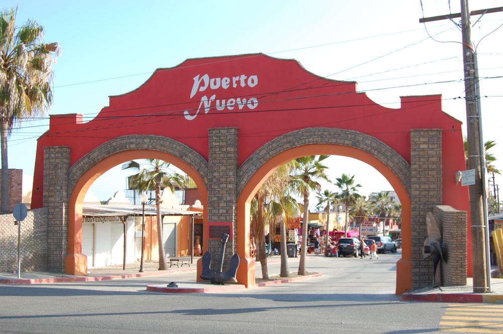 Entrance Puerto Nuevo