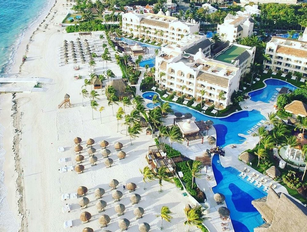 Photo credit: Excellence Riviera Cancun